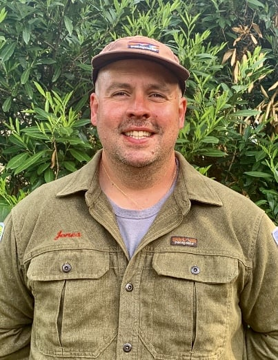 Licensed Arborist, Thomas Jones